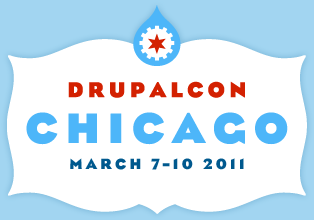 Drupalcon Chicago March 7-11, 2011